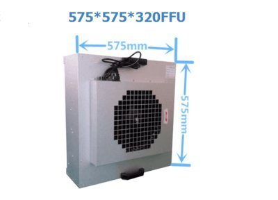 Fan-Filter-Unit Industrie FFU geprüft Luftreiniger Filter Reinigung Equipment laminare Strömung Kapuze 220V (Fan Units Filter)