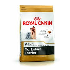 2 X 1.5KG ( 3KG ) ROYAL CANIN YORKSHIRE TERRIER ADULT DOG FOOD SUPPLIED BY MALTBY'S STORES