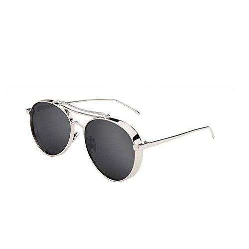 Black Temptation Neue Art Anti-UVA Anti-UVB Metallrahmen-Sonnenbrille