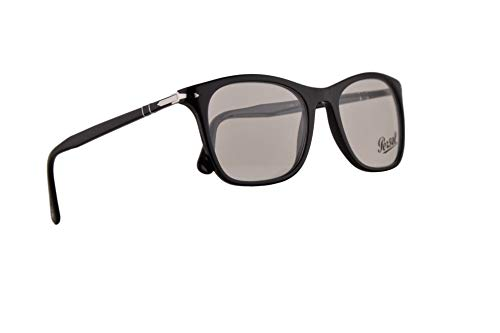 Persol PO3188V Brillen 53-19-145 Schwarz Mit Demonstrationsgläsern 95 PO 3188V PO 3188-V PO3188-V