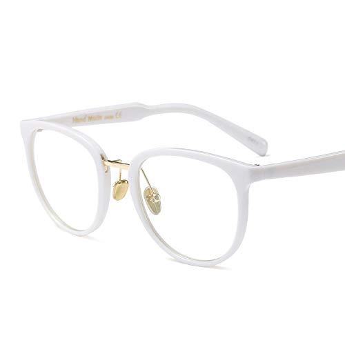 Yiph-Sunglass Herren Brillengestell weiß weiß