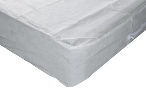 Sleep Calm Nonwoven Zippered Box Spring Encasement with Bed Bug Defense, King by Fashion Bed Group (Spring Bug Box)