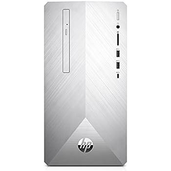 HP Pavilion 595-p0002nl Desktop PC, Intel Core i7 – 8700, 8 GB