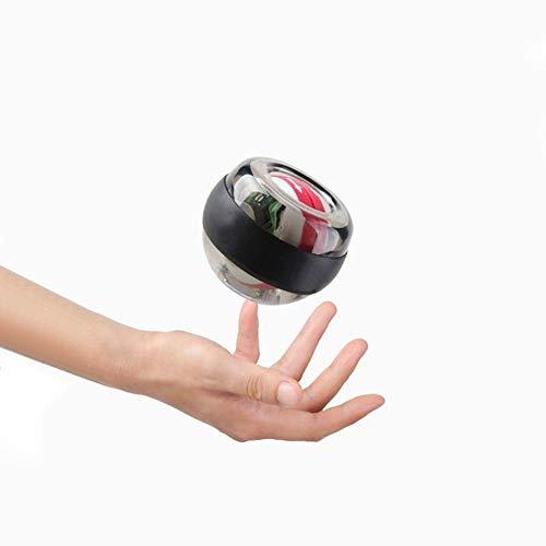 WXWU Entrenador de muñeca Ejercicio Power Ball Muñeca y antebrazo Booster con luz LED para activar...