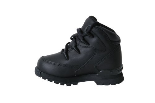 Timberland Euro Rock Hiker Black 6489R Boots for Toddlers