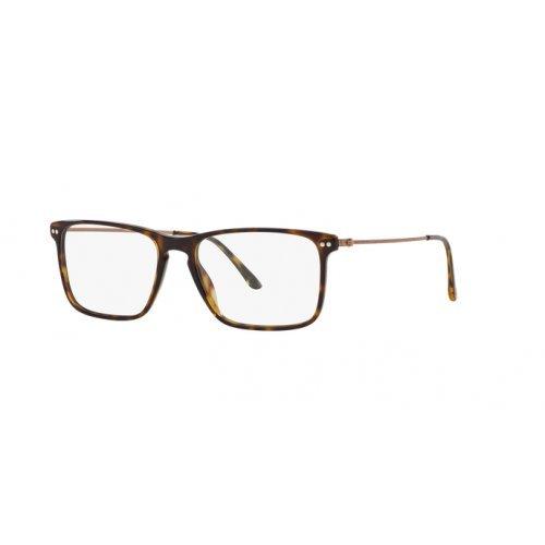 Giorgio Armani Für Mann 7067 Tortoise Gestell Aus Metall Und Kunststoff Brillen, 52mm