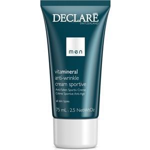 Declaré Vitamineral homme/men, Anti-Wrinkle Cream Sportive, 1er Pack (1 x 75 g)