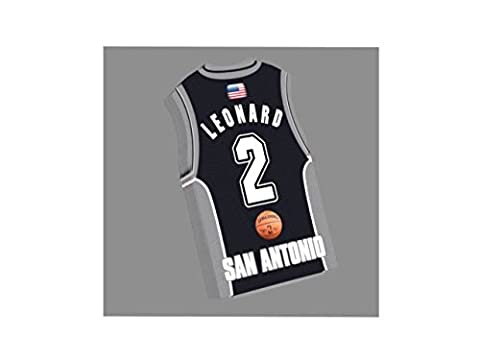 NBA BASKETBALL JERSEY SHAPED MAGNETS - You choose the name,