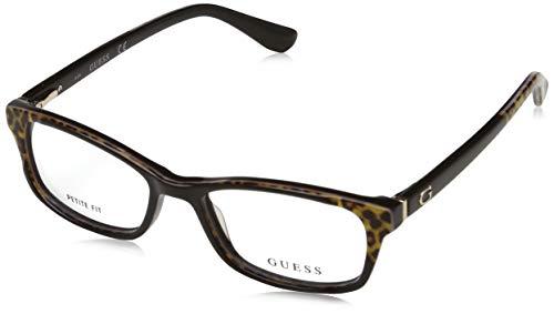 Guess Damen Brille Gu2616 50050 Brillengestelle, Braun, 50