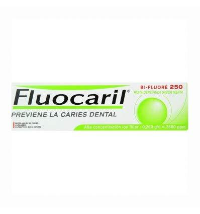 Fluocaril Pasta Dentífrica Sabor Menta - 125 ml