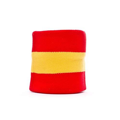 SP Fútbol España, Muñequera, Rojo-Amarillo