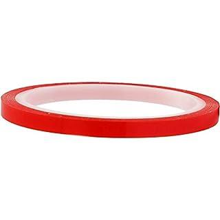 AGX Kraftklebeband, Breite: 7 mm, Doppelseitig (10 m)