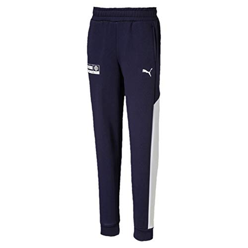 PUMA Jungen Alpha Sweat Pants FL B Jogginghose, Peacoat, 104