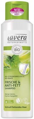 lavera Frische- & Anti-Fett-Shampoo (250 ml)