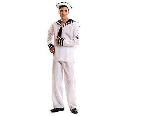 Imagen de my other me  disfraz de marinero para adultos, talla xl viving costumes mom01018