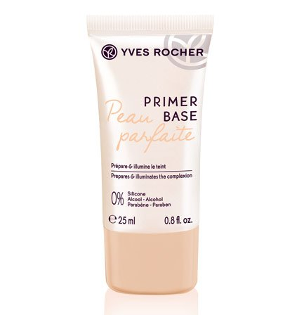 Yves Rocher Couleurs Nature, primer radiante, trucco, base fissante per fondotinta, 1x tubetto da 25 ml
