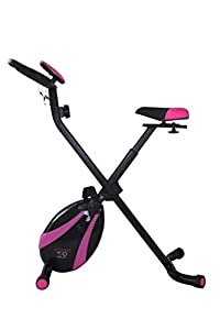 Olympic 2000 ES-810 Compact Exercise Bike - Pink from Olympic 2000