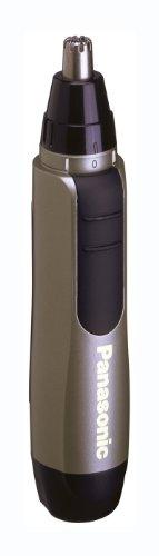 Panasonic Nasen-/Ohren-Haarschneider ER-412 mit Batteriebetrieb