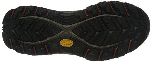 Senderismo Terrebonne Zapato Mens De Oxidado Cordovan Columbia gUXFxT