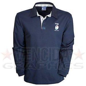 rbs-6-naciones-manga-larga-clasico-camiseta-de-rugby-junior-azul-marino-chica-junior