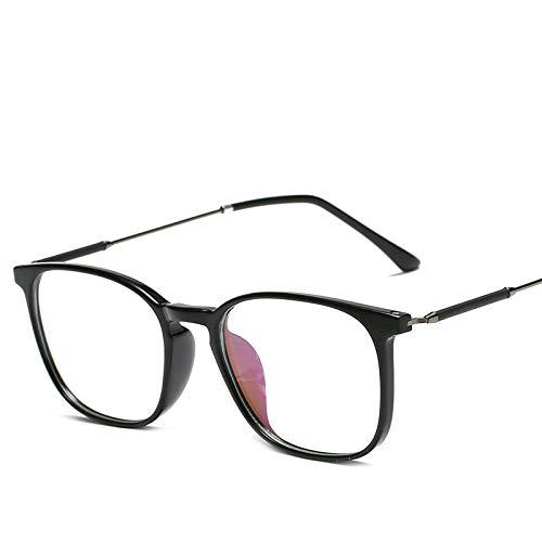 GPZFLGYN Anti-Blau Computer Gläser Anti-Fatigue Computer Brille Männer Frauen Blockieren Blue Light Ray Anti Reflective Eyeglasses Nicht Verschreibungspflichtige Fashion Eyewear
