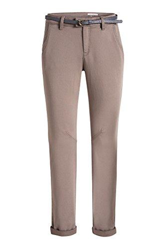 edc by Esprit, Pantalon Femme Marron (TAUPE 240)