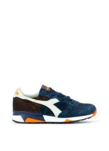 Diadora Trident 90 S SW Blue Sneakers Men UK7.5 41 EU