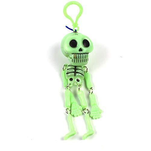 Halloween Party Set ?? Regal Schlüsselbund Halloween Spielzeug Green Ghost 1 Pack für Festival Cosplay Halloween Kostüm