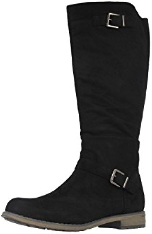 Donna   Uomo Fitters Footwear, Stivali donna nero nero Louis, elaborato Design moderno Elenco delle esplosioni | Bel design  | Sig/Sig Ra Scarpa