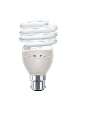 Philips Tornado 23-Watt CFL Bulb (Cool White and Set of 2)  available at amazon for Rs.365