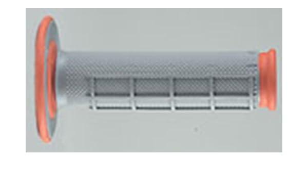 Manopole Renthal Dual Compound 50-50 Default , Arancio Soft-Firm Arancio