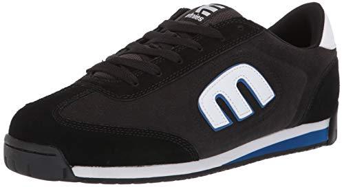 Etnies LO-Cut II LS, Chaussures de Skateboard Homme, Black/Charcoal/Blue, 39 EU