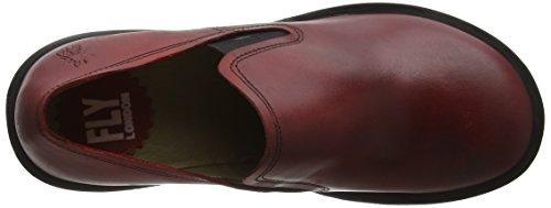 Scarpe Coby087fly Col London Donna Red Tacco Punta Chiusa Rosso Fly 51qEPwan