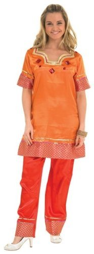 Bollywood Leading Lady - Adult Kostum (Leading Lady Kostüm)