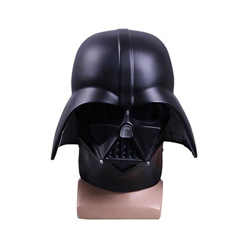 Kostüm Lustige Bösewicht Held - Z-TOY Halloween Maskerade Maske, Herren Helm Maske Held Krieger Cosplay Kostüm Vollkopf PVC