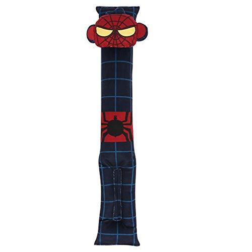 Ricambi Auto Cintura Cucito Sedile, Spider-man Auto Fibra sintetica Anti-perdita Sedile Forniture per Cucire Quattro Stagioni Universale