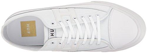 HUF Hupper 2 Lo Scarpa White