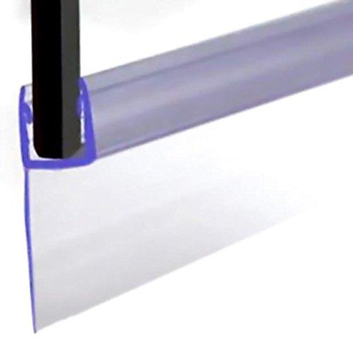 Eshoppables Joint pour porte de douche en verre 4-6mm 6-20mm