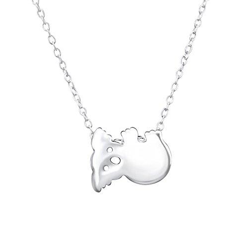 Tata Gisèle collar cadena plata 925/000Circona