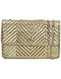 Guess Hwmg65 39780 Pochette Mujer Dorado