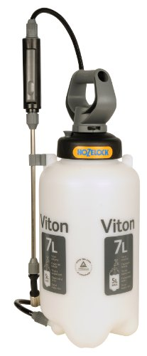 Hozelock Viton 7 Litre Industrial Sprayer (max fill* 5L)