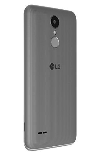 LG K4 2017  M160  SIM   nica 4G 8GB Titanio - Smartphone  12 7 cm  5    8 GB  5 MP  Android  6 0 1 Marshmallow  Titanio