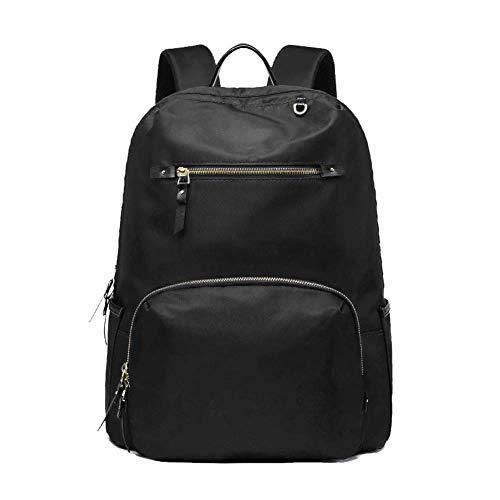 f312a9c887 Zaino, moda versatile leggero di grande capacità di stoffa Oxford da 14  pollici laptop zaino