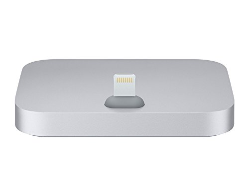Apple iPhone Lightning Dock - Space Grau (6s Ladegerät-dock Iphone)