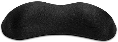 Speedlink LAX Gel Wrist - Ergonomische Handgelenkauflage für Büro/Gaming/PC/Notebook/Laptop, schwarz
