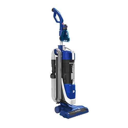 Hoover VE 01 011 Velocity Evo VE01, Bürstsauger mit HEPA Abluftfilter, Kunststoff blau
