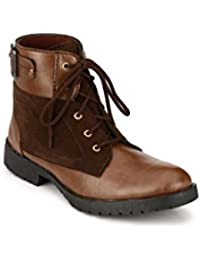 Big Fox Hiking Leather Casual Boots