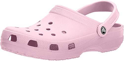 Crocs Unisex-Erwachsene Classic Clogs, Rosa (Ballerina Pink), 38/39 EU