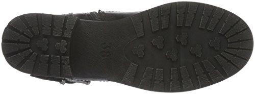 Marco Tozzi Damen 25800 Kurzschaft Stiefel Schwarz (Black Antic 002)