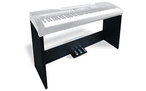 Alesis CODA PIANO Stand Digitalpiano Ständer mit 3 Pedalen
